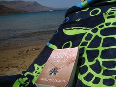 On a beach in Crete... sent by a reader! :)