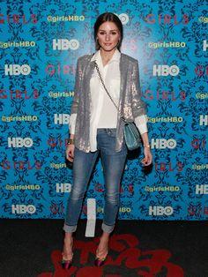 Olivia Palermo casual look
