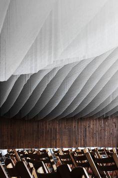 Concert Hall Installation / Dániel Baló, Dániel Eke, Zoltán Kalászi