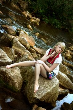 Eines meiner ersten Outfits! #retroblogging    2007, Kleid: Yumi