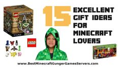 15 AMAZING Minecraft Gifts for your loved ones!!!