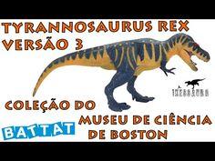 Tyrannosaurus rex Versão 3 (Battat)