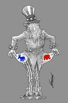 Presupuesto USA - Nerilicón