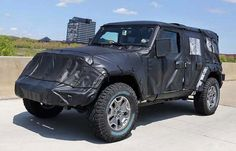 2019 Jeep Wrangler: Strong and Stylish with High Camouflage