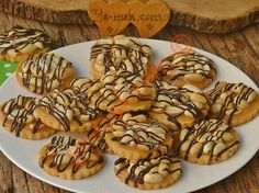 Snickers Kurabiye Resimli Tarifi - Yemek Tarifleri