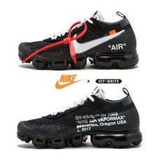 Nike スニーカー 新作★THE 10 AIR VAPORMAX x off-white☆ヴェイパーマックス feedproxy.google....