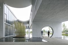 Gallery of Dongyuan Qianxun Community Center / Scenic Architecture Office - 5