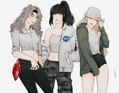 bts mic drop fanart: V, Jungkook and Jimin Fan Art Anime, Anime Art Girl, Anime Guys, Bts Bangtan Boy, Jimin, Bts Taehyung, Character Concept, Character Design, Fanart Bts