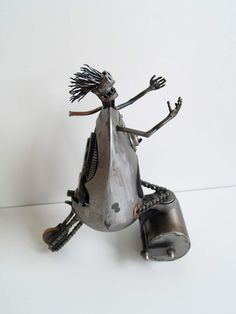 recycled steampunk