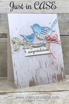 Just in CASE Best Bird card