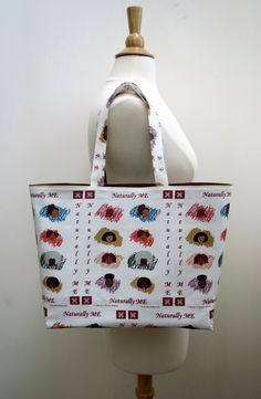 Naturally ME Custom Tote Bag