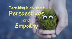 "Create a ""Perspective Cube"" and teach your students about perspectives and empathy."