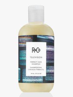 TELEVISION Perfect Hair Shampoo gives you everything you need for the small screen: body, shine, strengthening, softening, and smoothing. This is why we call it perfect! Anti Frizz Shampoo, Dark Wave, Frizz Free Hair, Amazon Beauty Products, Hair Products, Waves, Celebrity Hair Stylist, Dry Scalp, Mars