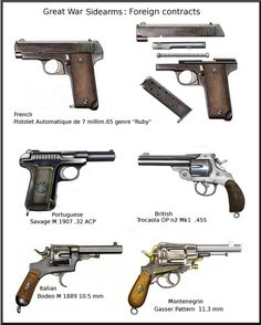WWI Technical Table Business as usual, or even better In the late there was a flourishing trade of sidearms. Military Gear, Military Weapons, Military Equipment, Weapons Guns, Guns And Ammo, Military Life, Military Vehicles, Battle Rifle, Fire Powers