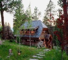 A Cabin in the woods…