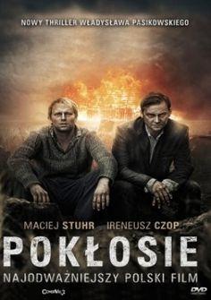"""""""Pokłosie"""", reż., scen. Władysław Pasikowski. Obsada: Maciej Stuhr, Ireneusz Czop, Jerzy Radziwiłowicz, Andrzej Mastalerz. 104 min."""