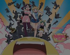 Anime Episodes Me Ninjas Otaku Wallpaper Mini Desktop Home Ninja
