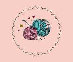 Aprenda Croche de forma rapida e facil, melhore suas habilidades e faça lindas peças de croche e amigurumis! Crochet Art, Love Crochet, Crochet Crafts, Crochet Stitches, Crochet Hooks, Crochet Logo, Crochet Tattoo, Crochet Designs, Crochet Patterns