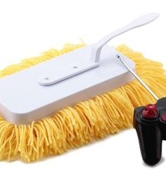Cleaning is not very fun. But what if you can mop the floor, while sitting in the couch? The remote controlled mop can do the cleaning for you. Clean Couch, Floors And More, Household Chores, Cool Gadgets, Remote, Flooring, Hardwood Floors, Cleaning, Cool Stuff