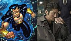 Although the rights to Namor only recently returned to Marvel, one actor has thrown his hat in the ring to portray the iconic aquatic character. Comic Book Characters, Comic Books, Fictional Characters, Marvel News, Campaign, Batman, Actors, Play, Superhero