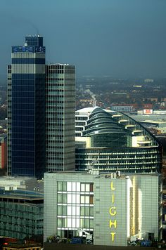 City Tower, Manchester  Manchester Skyline view of CIS skyscraper and the new…