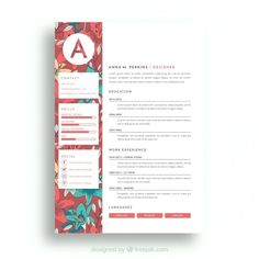 Minimalist resume templates to make your CV professional. All of these visual resume templates come with a matching cover letter and reference page.  #job #resumetemplate #jobsearch #basicresume #career #cv #ProfessionalResume #jobsearchtips #interview #SimpleResume Modern Resume Template, Resume Template Free, Creative Resume Templates, Free Resume, Basic Resume Examples, Professional Resume Examples, Graphic Design Cv, Resume Design, Graphic Designer Resume