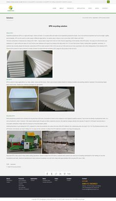 EPS recycling solution _ Styrofoam Compactor_EPS compactor_EPS Hot melting machine_EPS melter _Film squeezer_qinfeng machine
