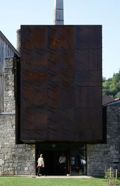 Salt Museum by Malcotti Roussey Architectes + Thierry Gheza