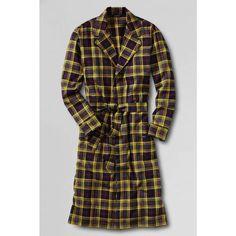 3cfd0cc125 Flannel robe Mens Flannel Robe
