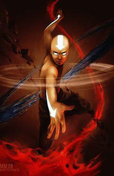 The Avatar State by rennerei.deviantart.com on @deviantART