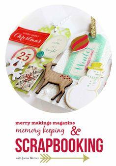 Free Christmas 'Merry Makings' Magazine