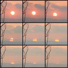 Atardecer captado paso a paso por mi lente. Celestial, Sunset, Outdoor, Scouts, Gift, Outdoors, Sunsets, Outdoor Games, The Great Outdoors