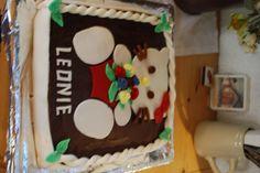 hello kitty cake for my nice Hello Kitty Cake, Homemade Cakes, Nice, Desserts, Food, Hello Kitty Cake Design, Tailgate Desserts, Deserts, Essen