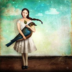 Fortune Favors the Brave by Christian Schloe