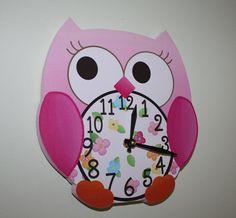 Set of 4 Owls Love Birdies Girls Bedroom and Baby Nursery 8 x 10 Wall ART PRINTS. $20.00, via Etsy.