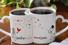 Canecas que se encaixam. #mugs #canecas #diadosnamorados #love