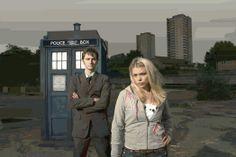 Doctor Who - Ten & Rose