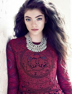Ella Yelich-O'Connor, aka Lorde's tips for dealing with criticism