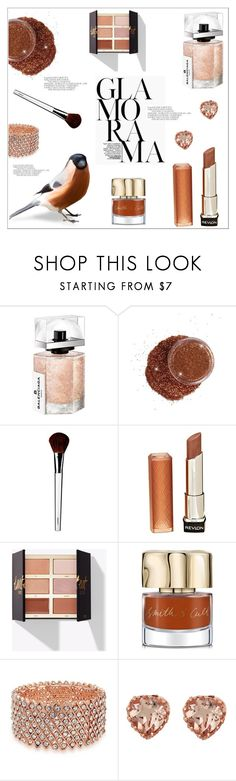 """""""Winter Glamorama"""" by alinepinkskirt on Polyvore featuring beauty, Balenciaga, Clinique, Revlon, Smith & Cult, Bling Jewelry and Gioelli"""