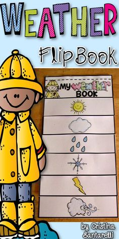 Weather Words Activity!