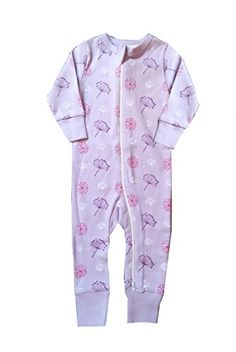 Parade Organics Organic Baby Zipper Romper ** Click on the image for additional details.Note:It is affiliate link to Amazon.