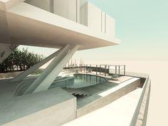 Private Villa Conceptual - Architizer