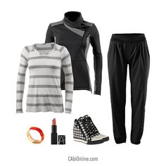 #CAbi – For a full day of shopping or errands. #CAbiClothing meghanrussell.CABIONLINE.COM