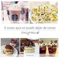 5 cosas deliciosas