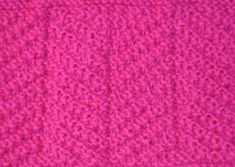 """Sober and current, """"Sweet Love"""" is our mat velvet, offering softness, mellowness and reflections, but without ostentatious brilliance. Its wide range of colors welcomes new colours that we invite you to discover and t. Rug Loom, Love Is Sweet, Knit Crochet, Free Pattern, Diy And Crafts, Textiles, Colours, Stitch, Blanket"""
