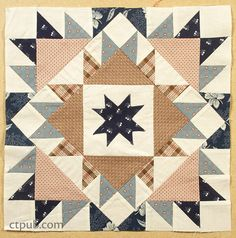 Carrie Hargrave-Jones ––   Create your own medallion masterpiecesNow that you have completed your Bachelor's level work by working through Volumes 1 through 4, it's time to advance your quilting