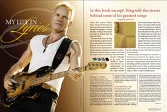 Sting-I loved you since I knew you...