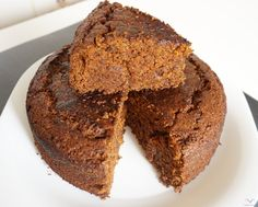 Bizcocho de zanahoria, nueces y pasas Sweet Recipes, Vegan Recipes, Cooking Recipes, Vegan Cake, Healthy Desserts, Tortas Light, Gateaux Vegan, Slider Recipes, Sponge Cake