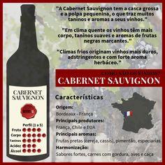 Cabernet Sauvignon - Características da casta e do vinho Mead Drink, Vinho Cabernet Sauvignon, Guide Vin, Wine Jobs, Virginia Wineries, Buy Wine Online, Red Wine Glasses, Wine Fridge, Wine Cheese