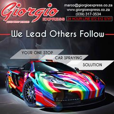 Giorgio Express Auto Body Repairs is your one-stop shop for a complete spray painting solution! So make us your go to specialists on the KZN South Coast Auto Body Repair, Spray Painting, Helpful Hints, Good Things, Website Link, Car, Instagram, Useful Tips, Automobile